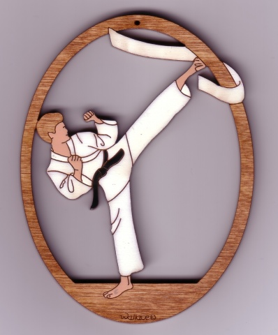 Boy Martial Arts #110